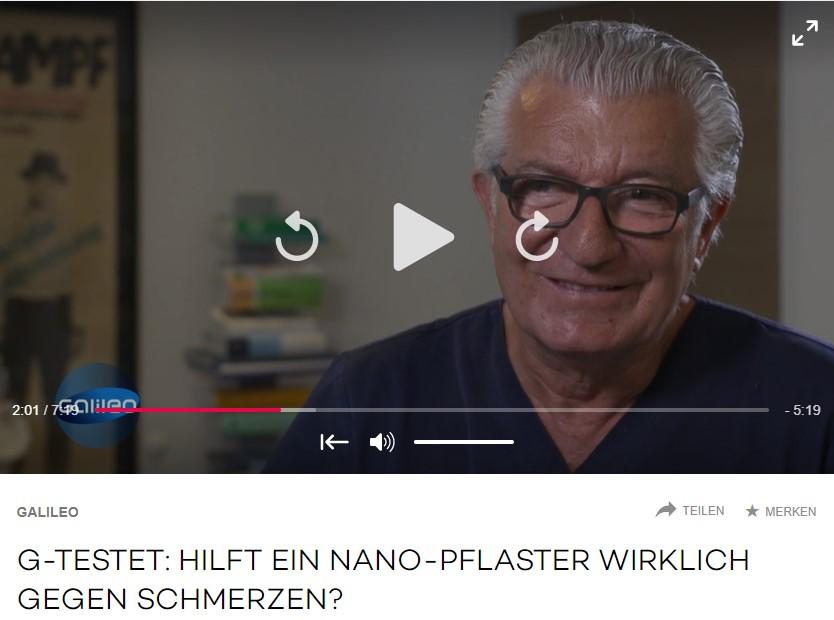 Nano Pflaster